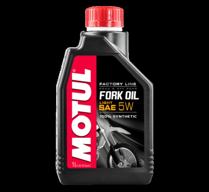 Fork Oil Expert Light 5W - Motul