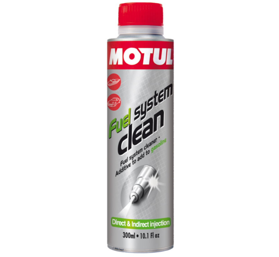 Fuel System Clean Auto - Motul