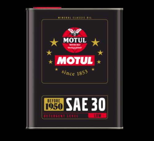 Motul Classic Oil Sae 30 - Motul