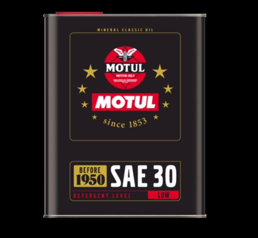 Classic Oil Sae 30 - Motul