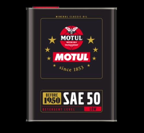 Motul Classic Oil Sae 50 - Motul