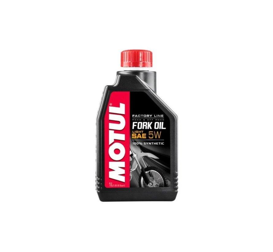 Fork Oil Fl Light 5W - Motul