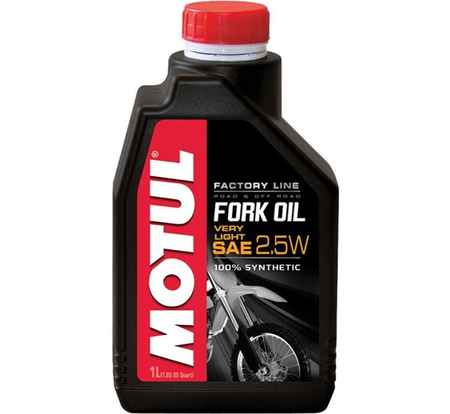 Fork Oil Fl Very Light 2.5W - Motul