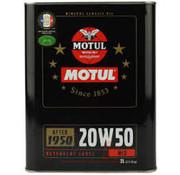 Motul Classic Oil 20W50