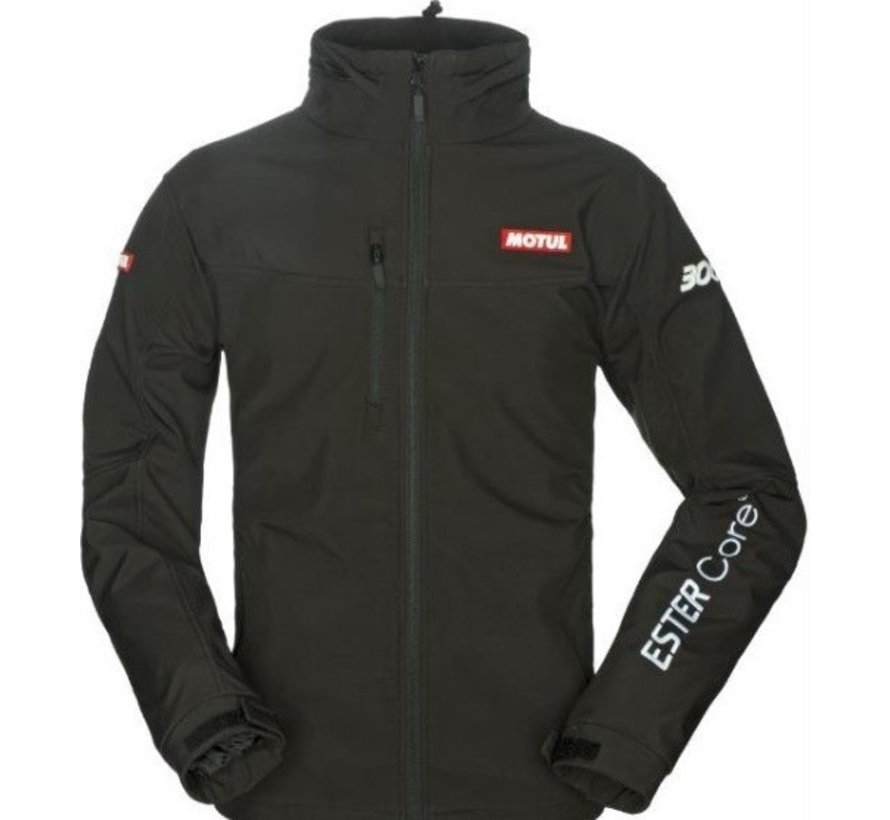 Softshell Jas Heren - Motul