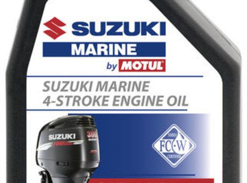 Motul Suzuki Marine 4T 10W-40