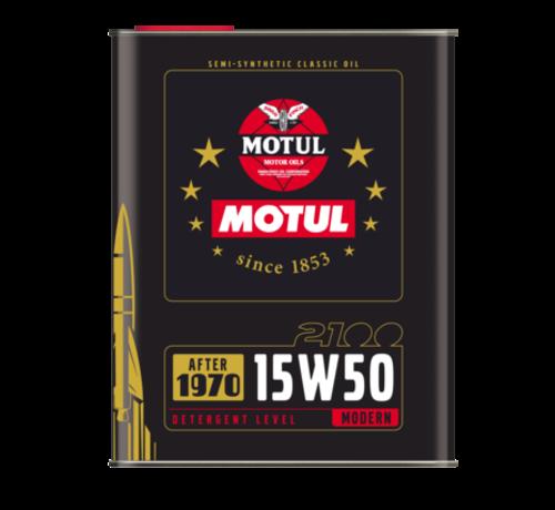 Motul Classic Oil 2100 15W50 - Motul