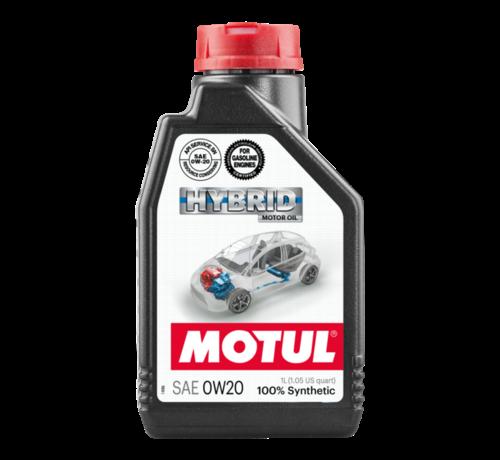 Motul Hybrid 0W20 - Motul