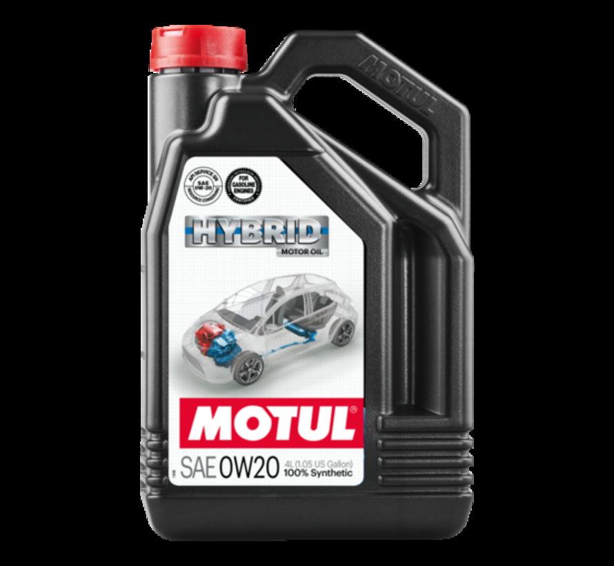 Hybrid 0W20 - Motul