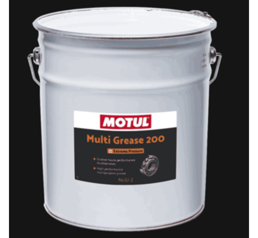 Top Grease 200 - Motul