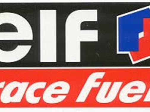 Elf race fuel