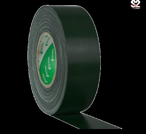 Nichiban Nichiban Gaffa Tape Zwart 50Meter lang 50MM breed