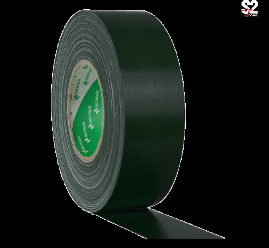 Nichiban Gaffa Tape Zwart 50Meter lang 50MM breed