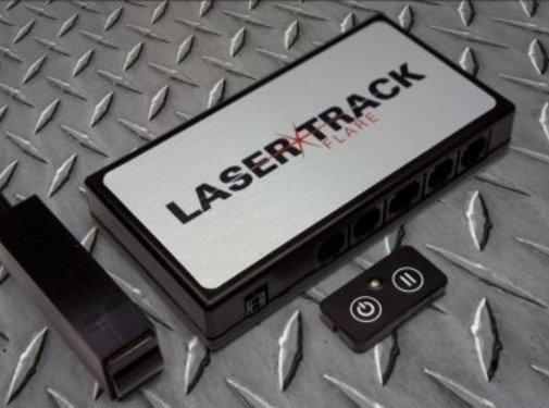 LaserTrack LaserTrack Flare Base +1 transponder