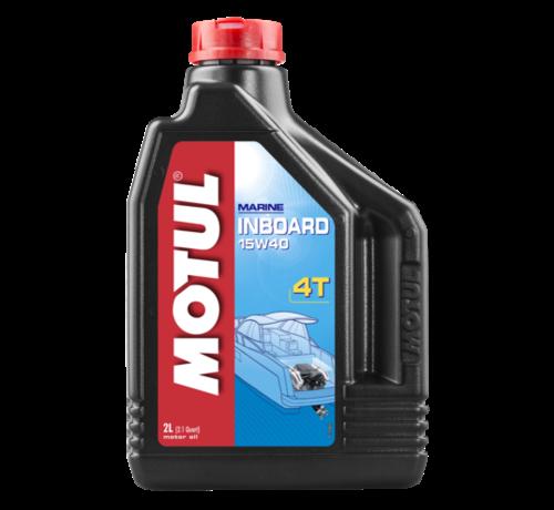 Motul Inboard 4T 15W40 - Motul