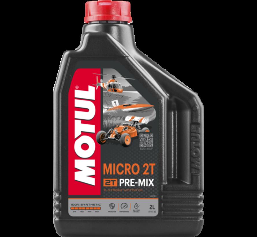 Micro 2T - Motul