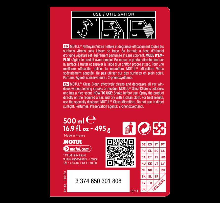 MOTUL® Ruiten Reiniger 0.5L