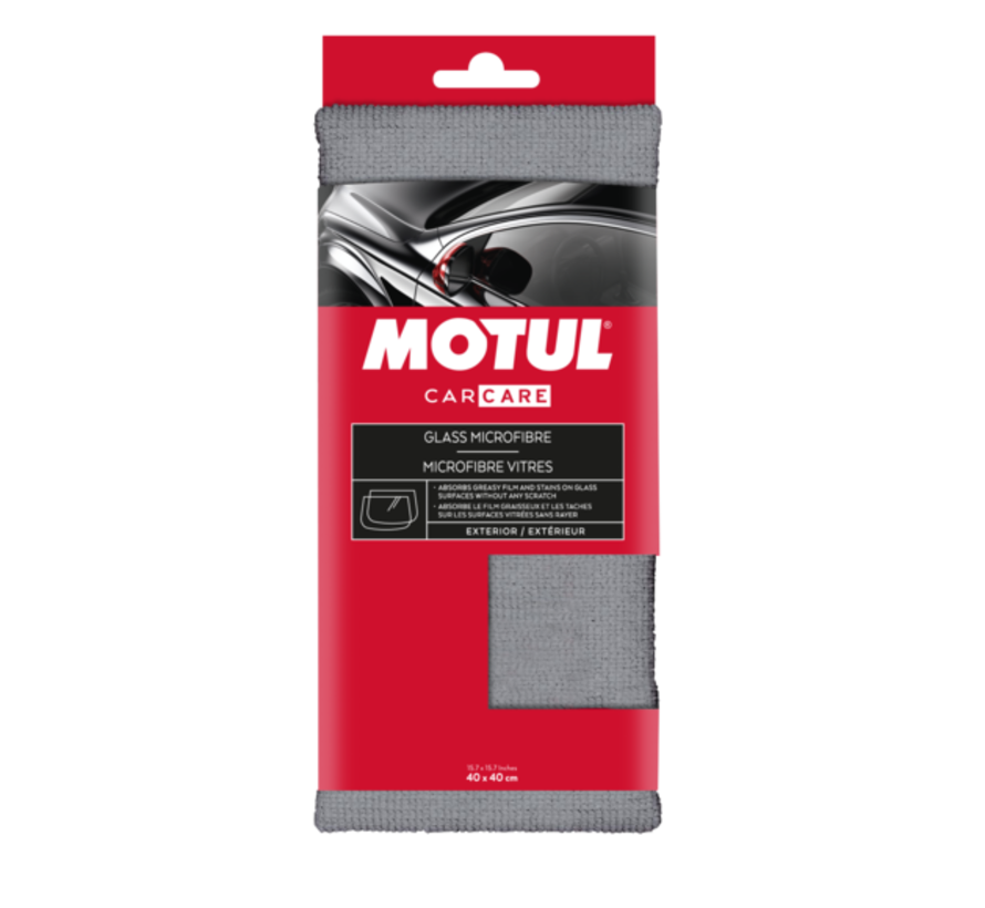 MOTUL® Car Care Glass Microvezel