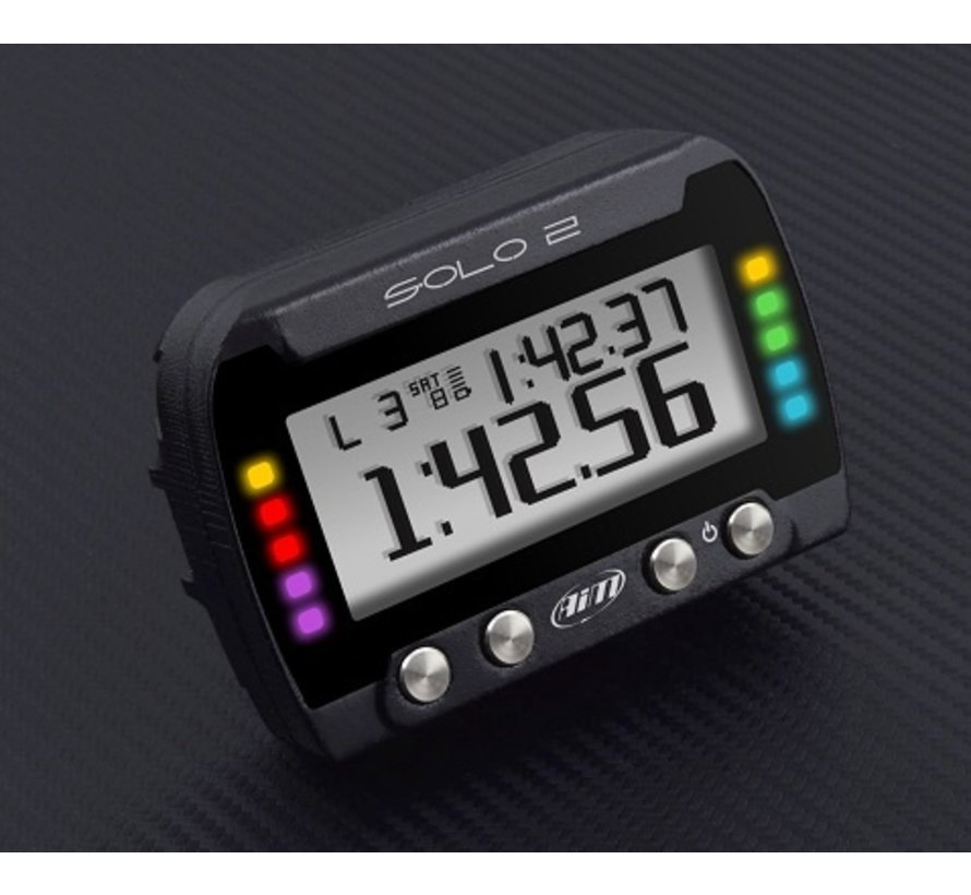 AIM Solo2 gps laptimer