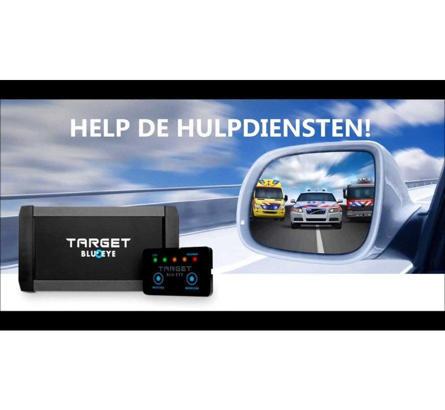 Target Blu Eye VCD dipoolantenne