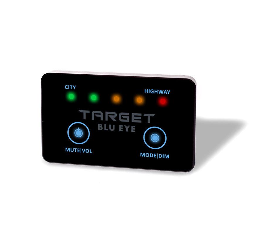 Target Blu Eye display