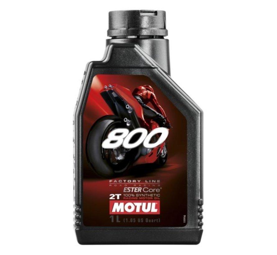 800 2T FL Road Racing - Motul