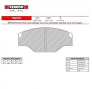 FERODO RACING FRP201R REMBLOKKEN