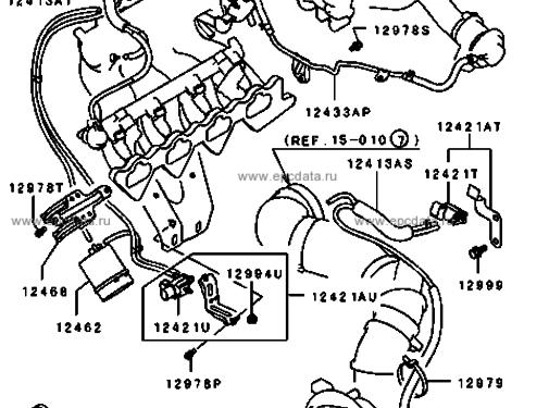 Mitsubishi  MD163790