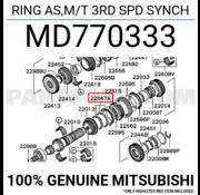 Mitsubishi  md770333
