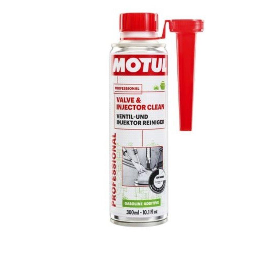Valve & Injector Clean - Motul
