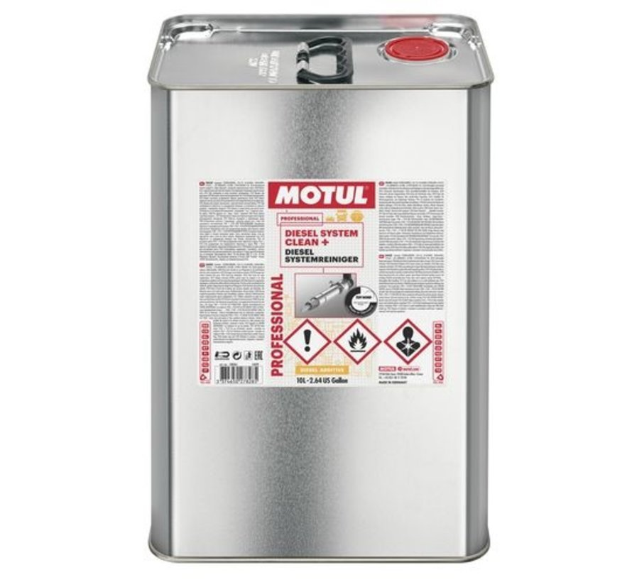 Diesel System Clean + - Motul
