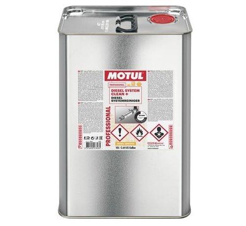 Motul Diesel System Clean + - Motul