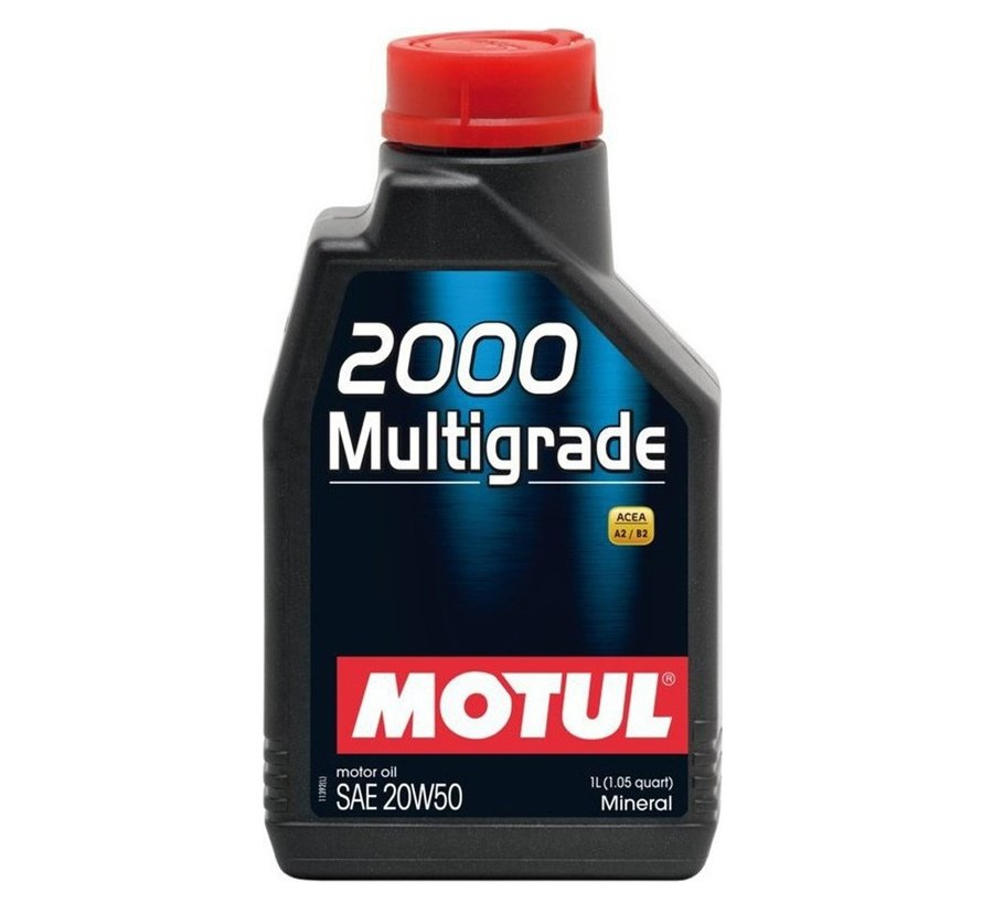 2000 MGRD 20W50 - Motul