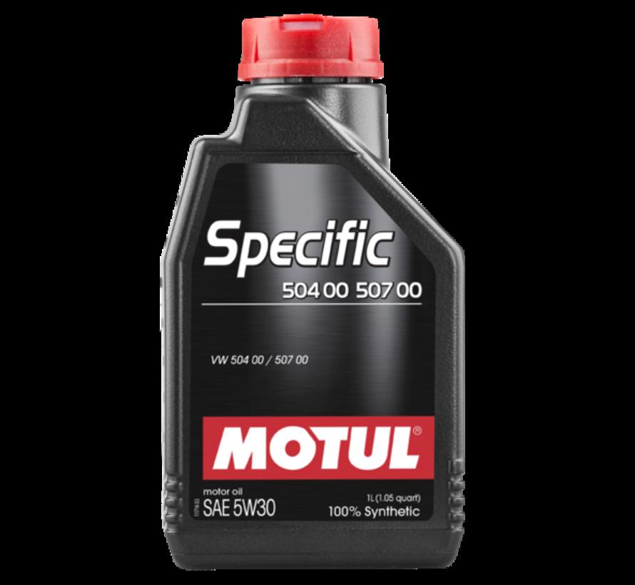 Specific 504 00 507 00 5W30 - Motul