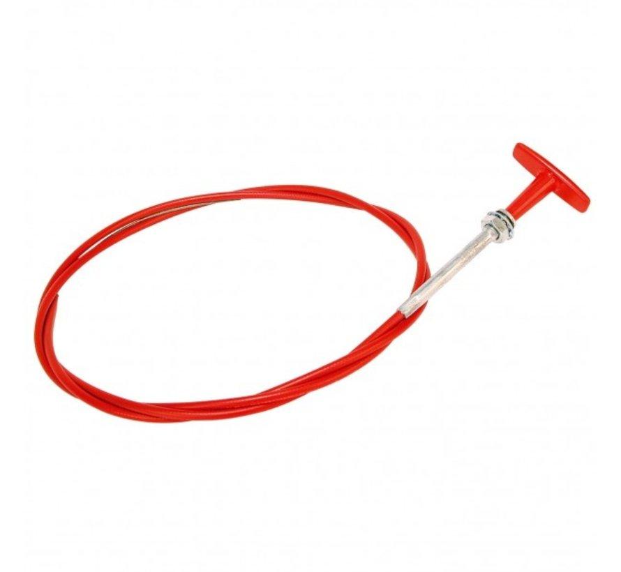 Hooftstroom trek kabel