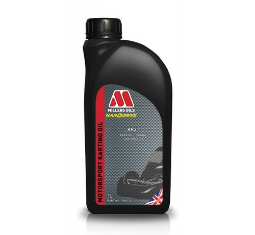 MILLERS Millers Oils Kart 2-takt olie
