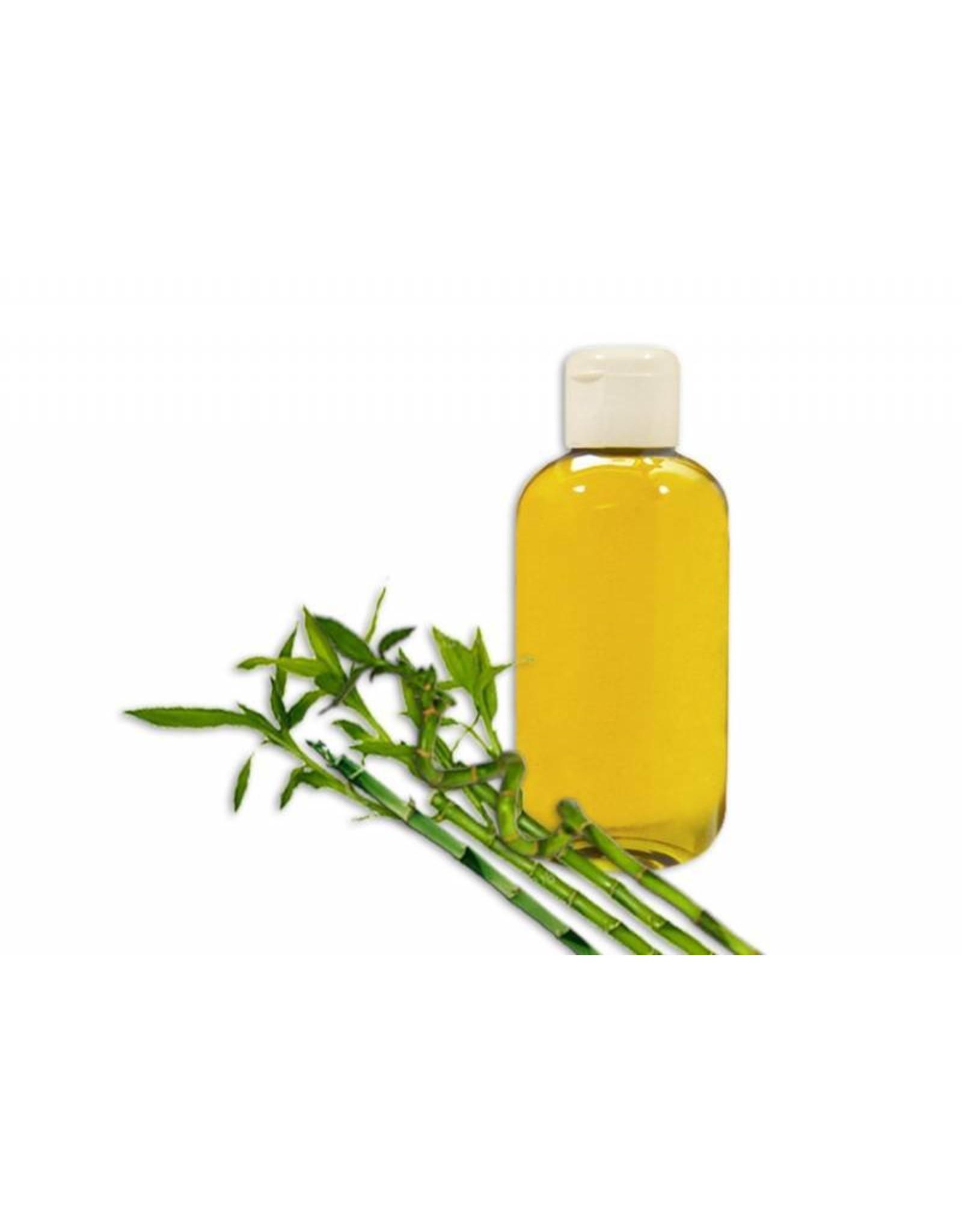 DeOliebaron Bamboe Massage Olie 1000 ml + pomp