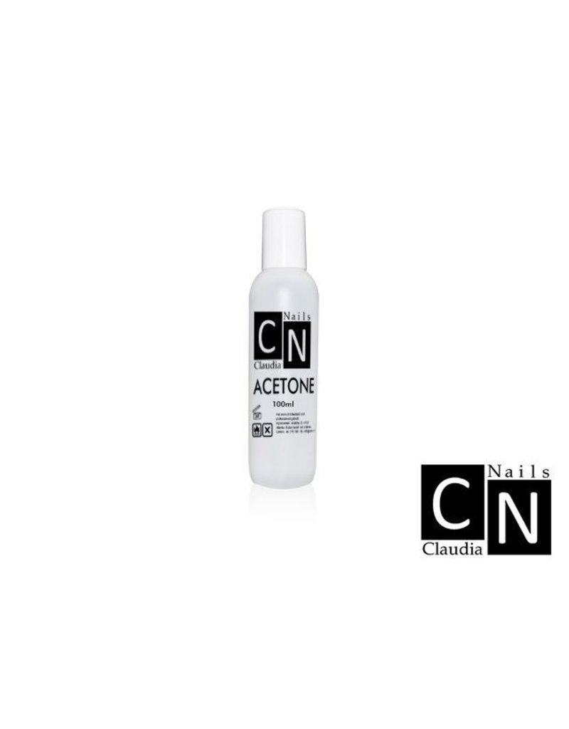 ClaudiaNails Aceton 100ml.