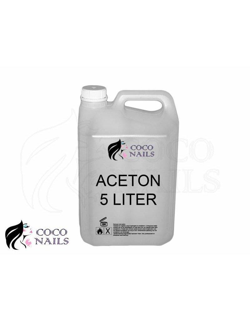 Coconails Aceton 5 liter