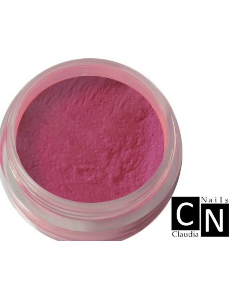ClaudiaNails Acryl color powder   Hot pink