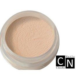 Merkloos Acryl color powder  Pastel peach