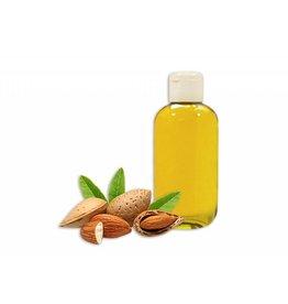 DeOliebaron Amandel Massage Olie + Klepdop 200 ml