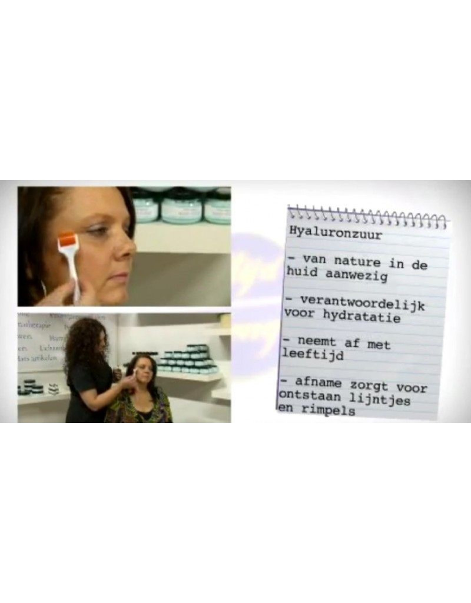 DeOliebaron Anti-aging hyaluron serum 100 ml