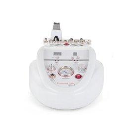 Merkloos Cosmetisch apparaat - Microdermabrasie 2 in 1