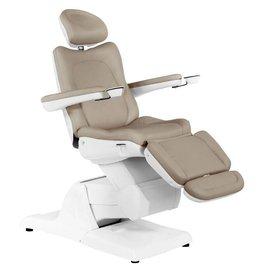 Merkloos Elektrische Behandelstoel Cappuccino (3 motoren)