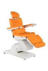 Merkloos Elektrische Behandelstoel Oranje (3 motoren)