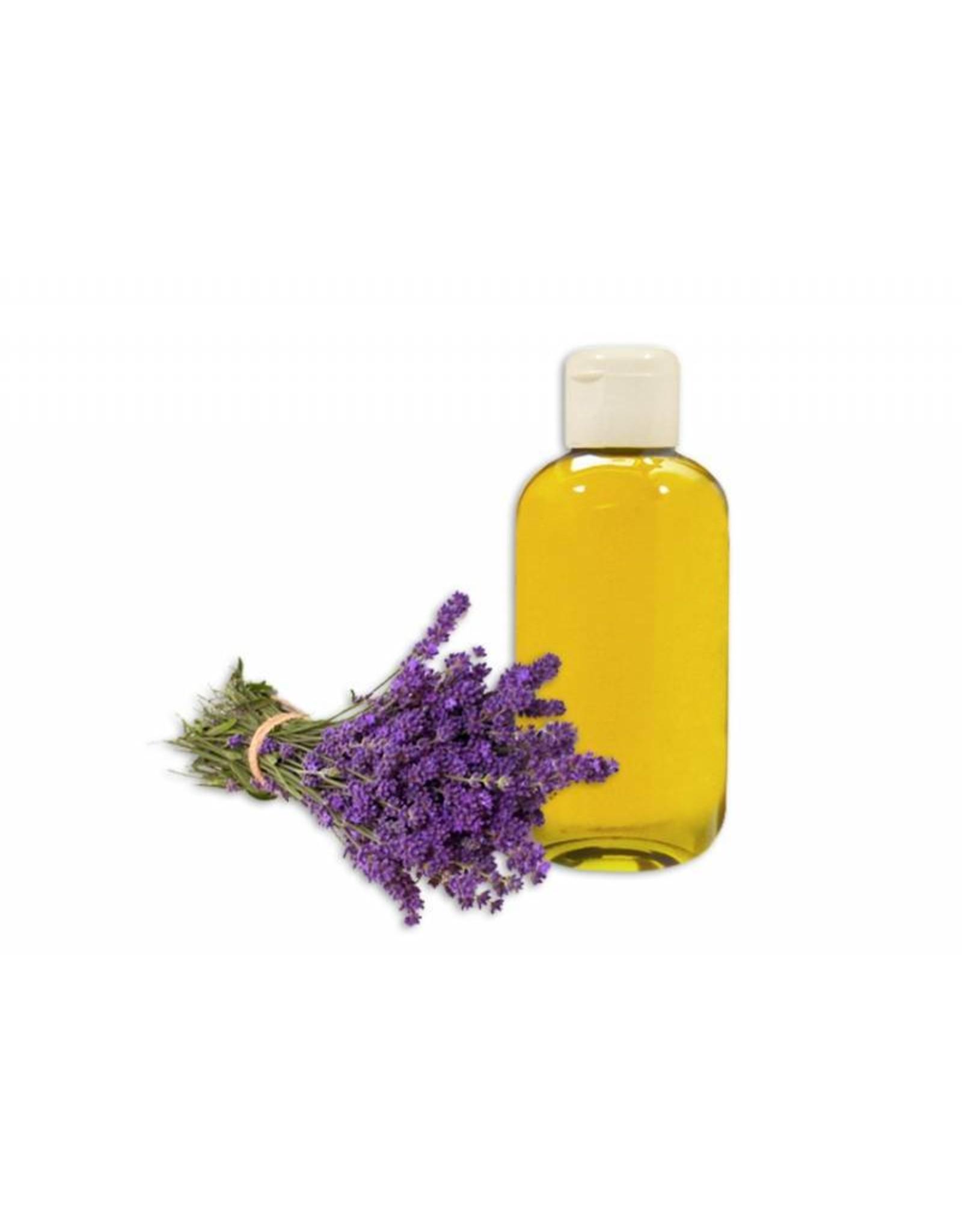 DeOliebaron Lavendel massage olie 1000 ml + pomp