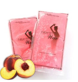 Merkloos Paraffine wax Perzik 450 gram