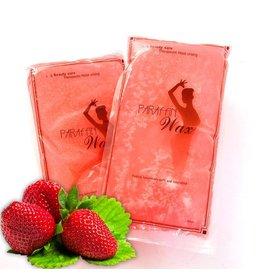 Mega Beauty Shop® Paraffine wax Aardbeien 450 gram