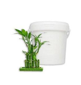 Merkloos Soft Body Lichaams- Pakking - 1 kg Bamboe
